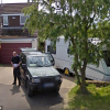 Google Street View Catches Thief Stealing a Car