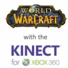 World of Warcraft played on a Hacked Microsoft Kinect