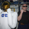 Robonaut Powered Up in the Space Station