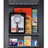 Amazon Introduces $199 Android Kindle Fire tablet and $99 e-ink Kindle Touch