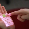 Microsoft Working on TouchScreen on your Hand!