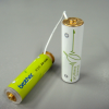 Amazing – Self charging motion powered batteries!