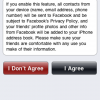 Facebook Steals Numbers and Data from your iPhone!