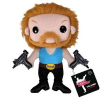 Cute! The Chuck Norris Plush Toy