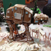 LOL! Star Wars AT-AT Cake