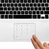 Weird! Number Pad Film for your Laptop