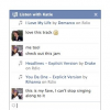 Facebook Introduces New 'Listen With' Feature!