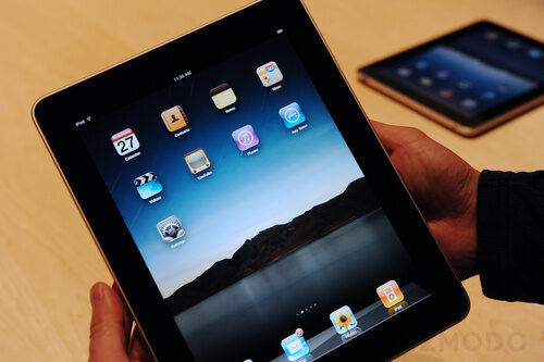 iPad in 9 more countries from May 28th