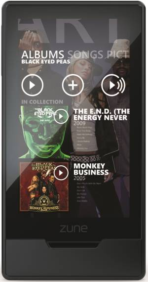 Zune 4.5 update to be out soon, 64GB Zune HD?
