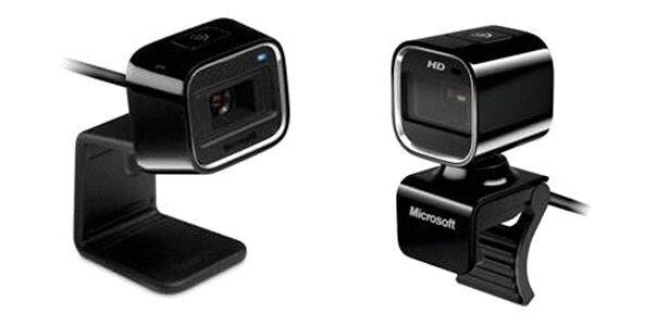 Microsoft launches LifeCam HD-5000 and HD-6000