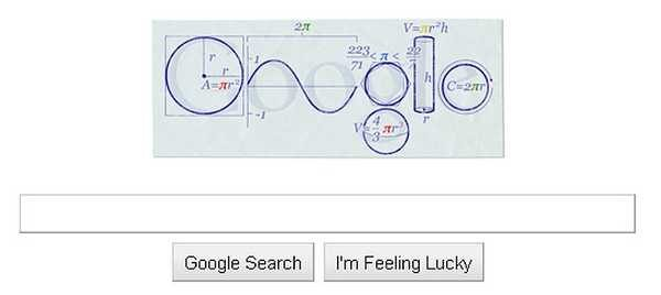 March 14th = 3/14 = Pi Day!