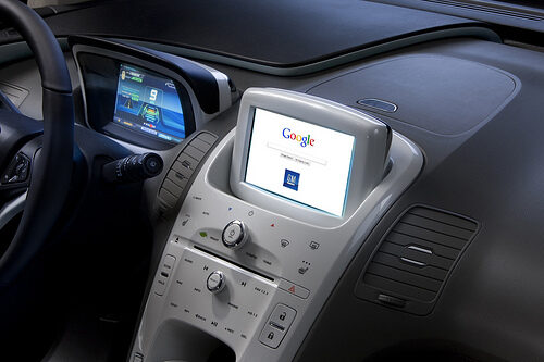General Motors and Google working together?