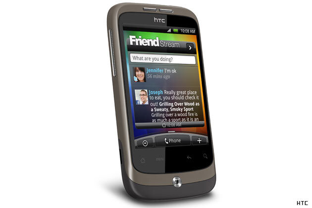 HTC Wildfire – The Student friendly handset