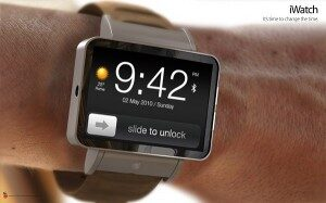 Fake or real? Apple to work on iWatch concept