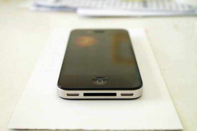 Not again! Another iPhone 4 leaked?