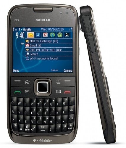 Nokia E73 hits T-Mobile on June 16th