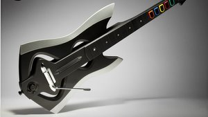 New Guitar for Guitar Hero, DJ Hero 2 extra turntable and mic