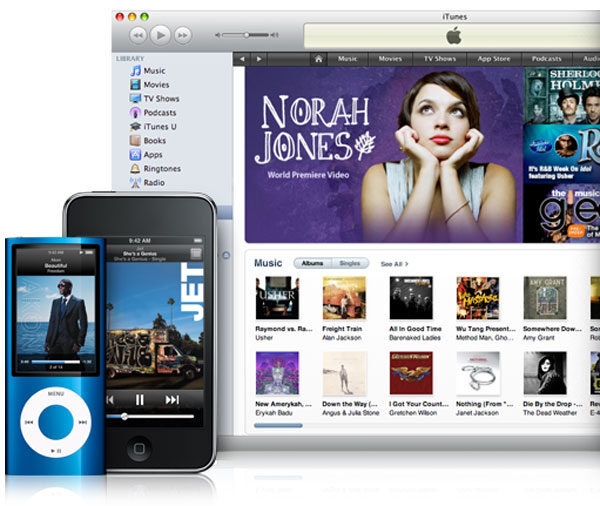 Apple Releases iTunes 9.2, iOS4 compatible
