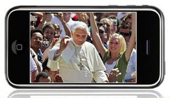 Religion and Apple? Pope to ban Apple's use of rubbers