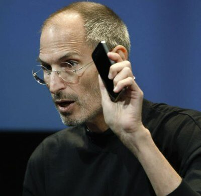 Apple Above Law? Steve Jobs drives without License plates