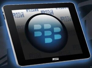 RIM to announce BlackPad OS Details Tonight