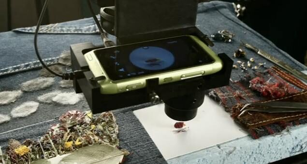 Nokia N8 used to Create World's Smallest Movie!