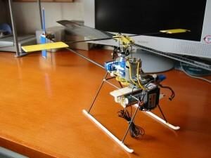 Nice! Build Your Own RC Helicopter