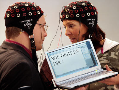 Brain Computer used to Seperate Images