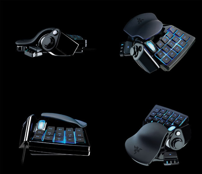 Gaming Keypad that Replaces the Keyboard