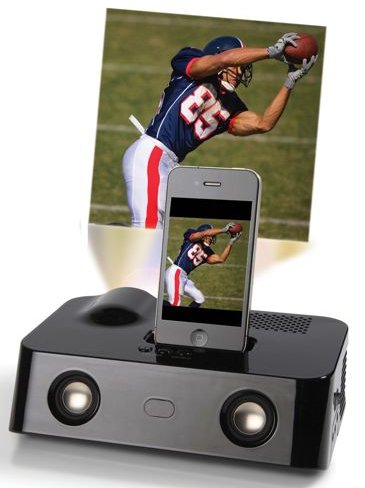 Video Projector for iPhone for $299.95!