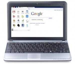 Google Chrome OS Netbook to be Announced Today