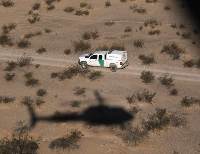 New Underground System to Monitor US-Mexico Border