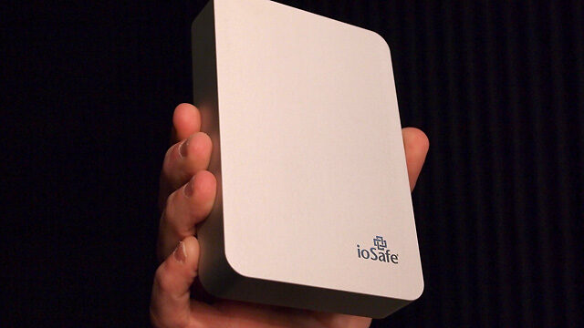 ioSafe Introduces Bullet Proof Portable Drive