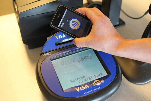 Phone-to-Phone PayPal payments coming via NFC-capable Phones