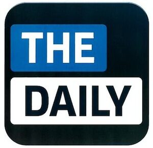 """""""The Daily"""" newspaper now released"""