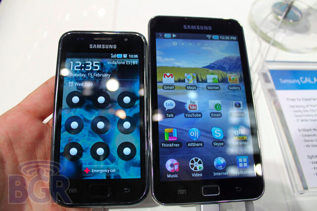 Samsung Making Wi-Fi Only Galaxy S