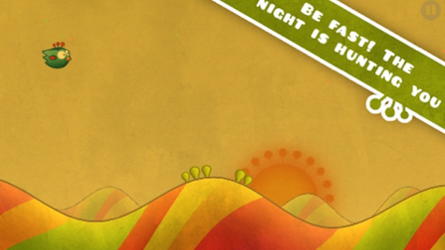 Tiny Wings to rival Angry Birds!