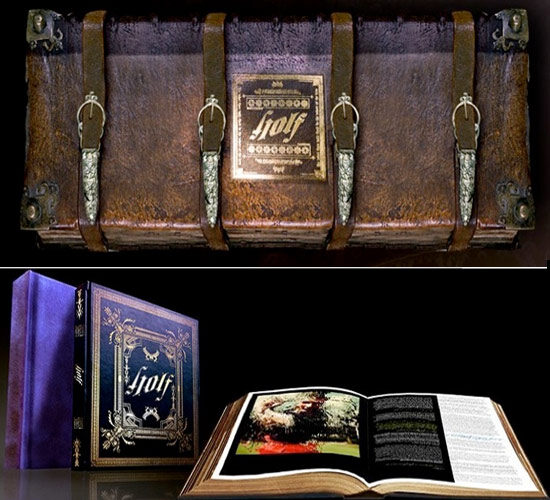 World's Most Expensive Golf Bible at $48,000