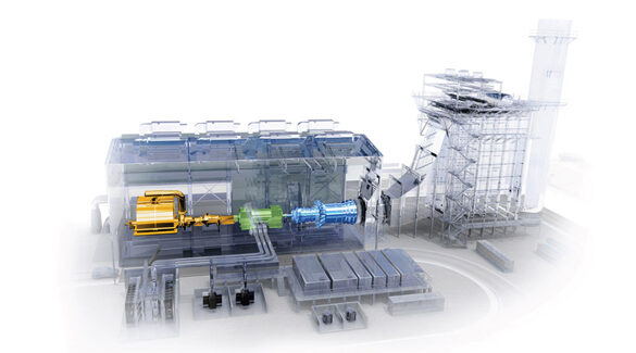 First Hybrid Natural Gas-Wind-Sun Power Plant From GE
