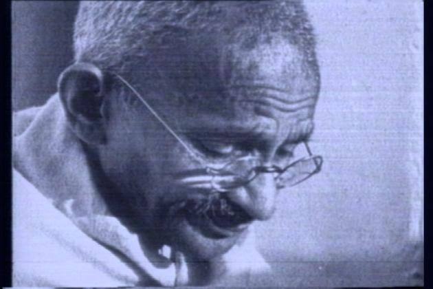 Mahatma Gandhi's Face Found Etched on Mars [Pic Inside]