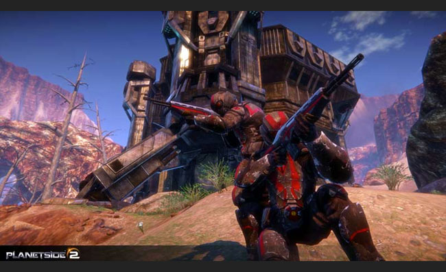 Planetside 2 First Glimpse Trailer Unveiled [Video Inside]