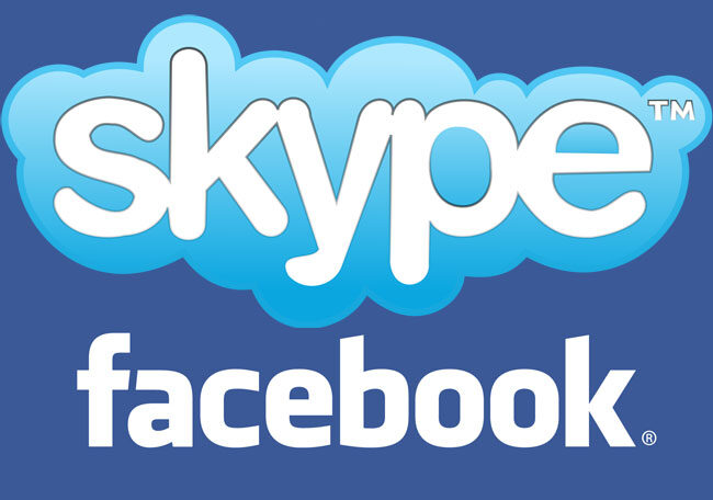 Facebook Introduces Skype Powered Video Calling