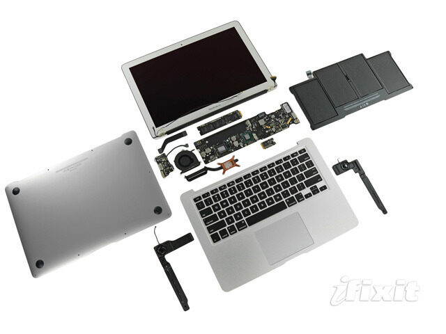 iFixit Opens up the New MacBook Air