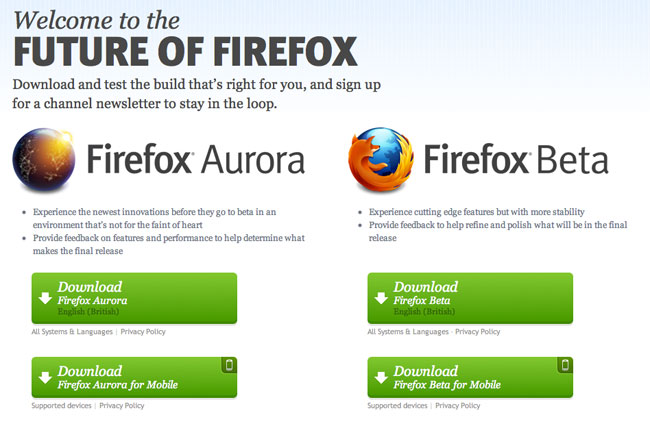 Firefox 7 with Less Memory FootPrint Launched!