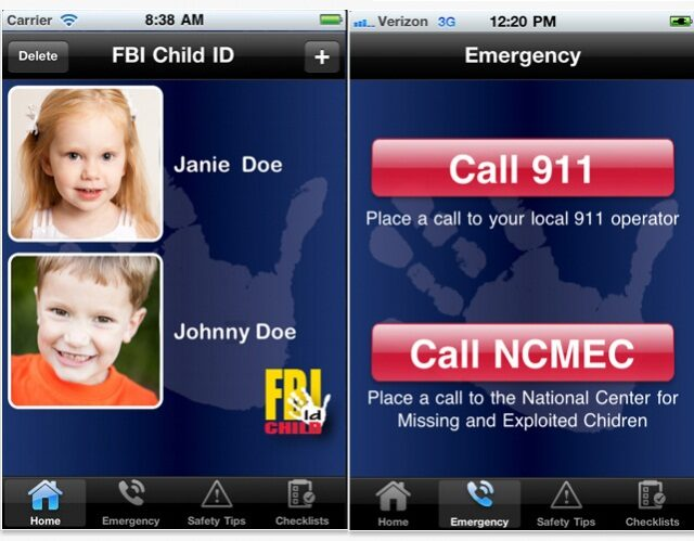 FBI? There's an App for that!