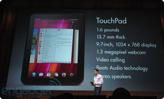 DoomsDay? Australian Harvey Norman Stops Selling HP TouchPad