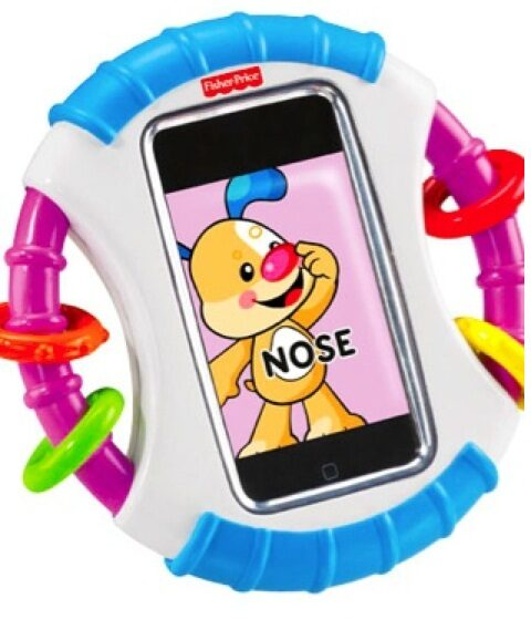 iPhone as a Toy for your Child?