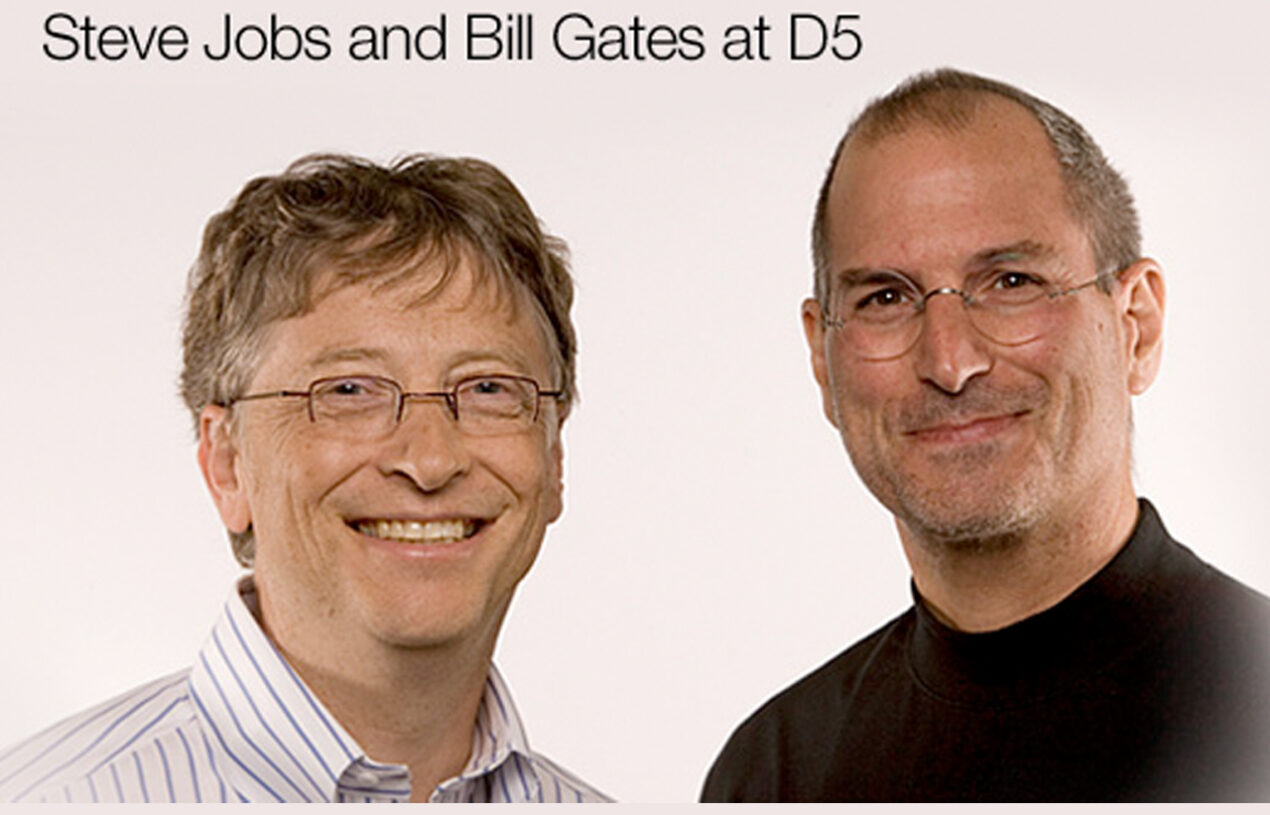 Did Steve Jobs Steal the Tablet Idea from Bill Gates?