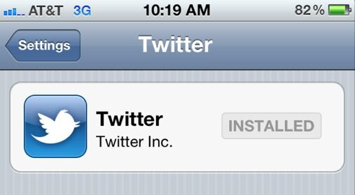 Twitter Signups Skyrocket Thanks to iOS 5