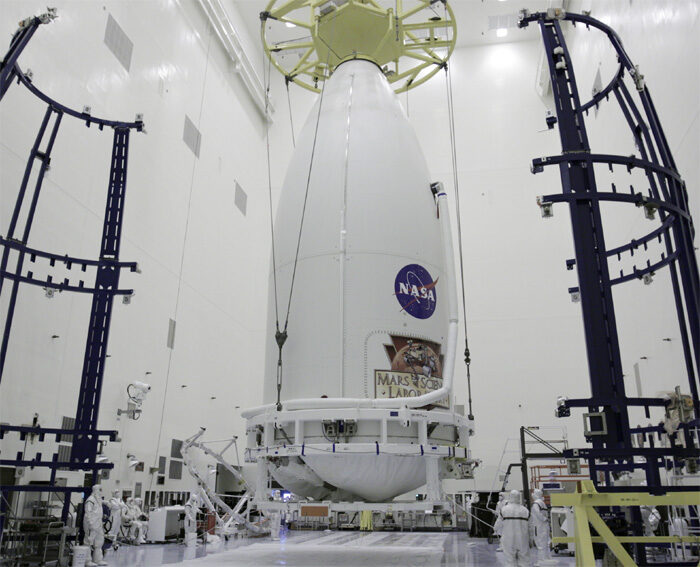 New Mars Rover All Set For Launch